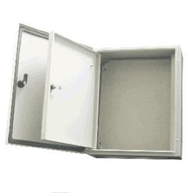 Double-Door Metal Power Control Cabinets
