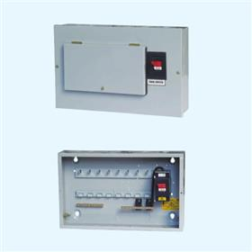 TMMS Metal Distribution Boxes