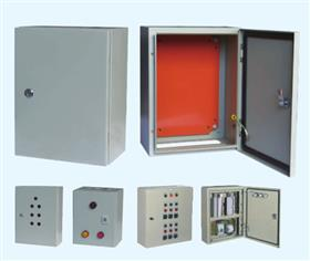 EMED Outdoor Metal Distribution Box